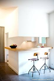 bar separation cuisine sacparation cuisine amacricaine cuisine semi ouverte avec bar with
