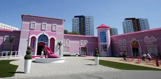 barbie u0027s dreamhouse now life size reality in florida today com