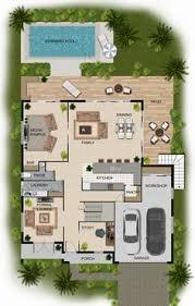 Floor Plan 2d Shed Plans 2d Colour Floor Plan And 2d Colour Site Plan Image