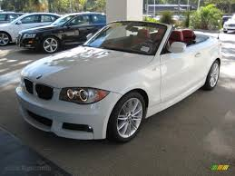 bmw convertible 1 series 2010 bmw 1 series 128i convertible in alpine white h82140 auto