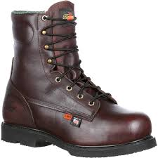 s metatarsal work boots canada thorogood steel toe metatarsal guard work boot 8044831