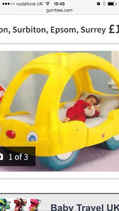 Toddler Beds On Gumtree Used Little Tikes Yellow Car Toddler Bed In L4 Liverpool For