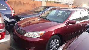 used toyota camry 2003 clean drop tokunbo toyota camry 2003 model 1 1m 09034805726