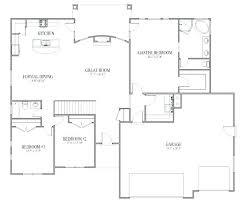 simple floor one bedroom floor plans delightful delightful open house floor plan