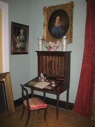 Plantation Desk Southern Folk Artist U0026 Antiques Dealer Collector Mobile Alabama