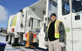 garbage collection kitchener visible changes as new garbage collection system takes to the