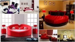 Circle Hanging Bed by Spicy Round Bed Collection For Your Bedroom Design