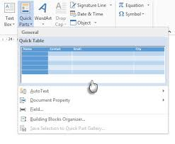 Excel Tables Templates 8 Formatting Tips For Tables In Microsoft Word