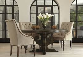 bernhardt dining room sets bernhardt villa medici round dining table traditional dining