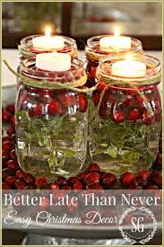 better late than never christmas decor christmas decor teas and