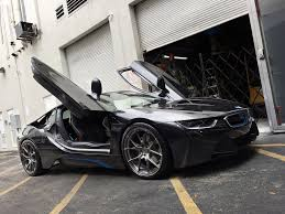 bmw i8 slammed bmw i8 on strasse sm5r wheels cars pinterest bmw i8 bmw