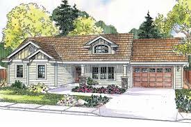 ranch craftsman house plans craftsman house plans stanford 30 640 associated designs