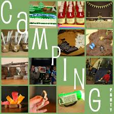backyard camping birthday party home design