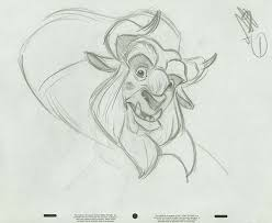 sean monico u0027s the animation artshop original disney production