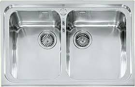alpes lavelli lavello cucina 2 vasche mobilier d礬coration