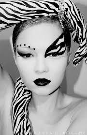 best 25 zebra makeup ideas on pinterest zebra face paint