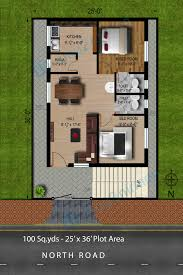 Home Design For 30x50 Plot Size by Scintillating 25 X 25 House Plans Ideas Best Image Engine Jairo Us