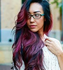 splat hair color without bleaching pictures splat crimson obsession without bleach women black