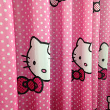 Kids Blackout Curtains Children Animal Patterned Cute Organic Kids Pink Curtains Buy