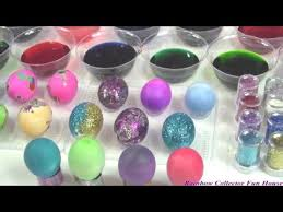 Glitter Eggs Easter Egg Decorating Kit by Paas Egg Coloring Set Dye Easter Eggs And Decorate With Glitter