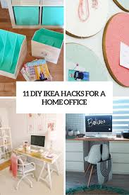Ikea Bathroom Hacks Diy Home Improvement Projects For by 11 Exciting Ikea Hacks For Any Home Office Shelterness