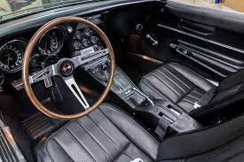 1968 corvette seats green chevrolet corvette in michigan for sale used cars on