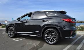 lexus rx 450h aftermarket parts 2017 lexus rx450h f sport u2013 road test review u2013 by ben lewis cars