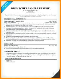 Truck Dispatcher Resume Examples Sample Dispatcher Resume Luxury Cover Letter Sign Offs In Amazing