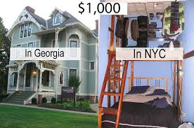 2 Bedroom Apartments In North Carolina This Is What 1 000 A Month In Rent Would Get You All Around The Us
