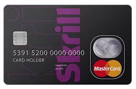 prepaid mastercard prepaid mastercard skrill