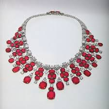 diamond necklace ruby images Diamond and ruby necklace how to get the best ruby necklace jpg
