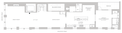 52 wooster soho ny penthouse