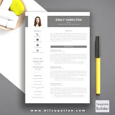 word resume templates free modern resume templates for word cv resume