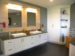 Bathroom With Shelves by Mckerlie Construction Portfolio Categories Bathroom