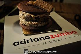 empty fridge adriano zumbo 2010 summer launch cake walk