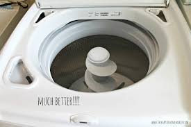 how to clean a top load washing machine the happier homemaker