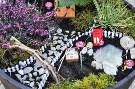 fairy garden ideas campsite garden crafts unleashed