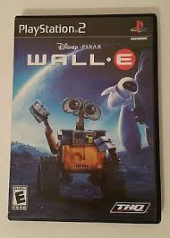 sony playstation 2 video game wall disney pixar ps2 game system