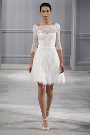 simple knee length wedding dresses 7 gorgeous types of sleeved wedding dresses you need to