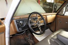 Vintage Ford Truck Steering Wheel - tech installing rack and pinion steering on a c10 pickup