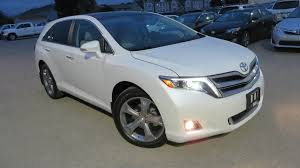 toyota venza 2014 toyota venza limited awd v6 start up walkaround and in depth