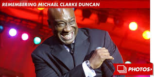 Michael Duncan Clark Bench Press Michael Clarke Duncan En El Gym Gym Zen