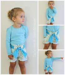 paper bag toddler shorts pattern sutures sandpaper all the little things