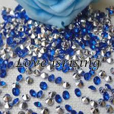 royal blue silver wedding decorations royal blue ivory