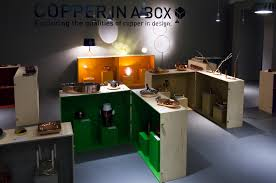 copper in a box at 100 design copperconcept org