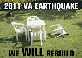 Earthquake Meme - earthquake the first moments of the 2011 virginia temblor on