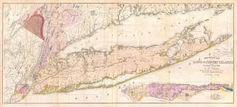 File Map Of New York File 1842 Mather Map Of Long Island New York Geographicus