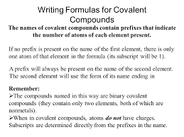 8 tips for crafting your best writing formulas for ionic compounds