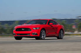 2015 ford mustang ecoboost 2 3 manual first test motor trend