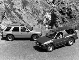 opel frontera opel frontera 1991 1992 1993 1994 1995 suv 1 поколение a